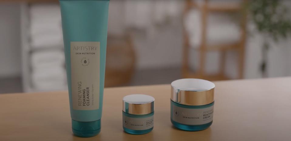 Ритуал красоты с Artistry Skin Nutrition™